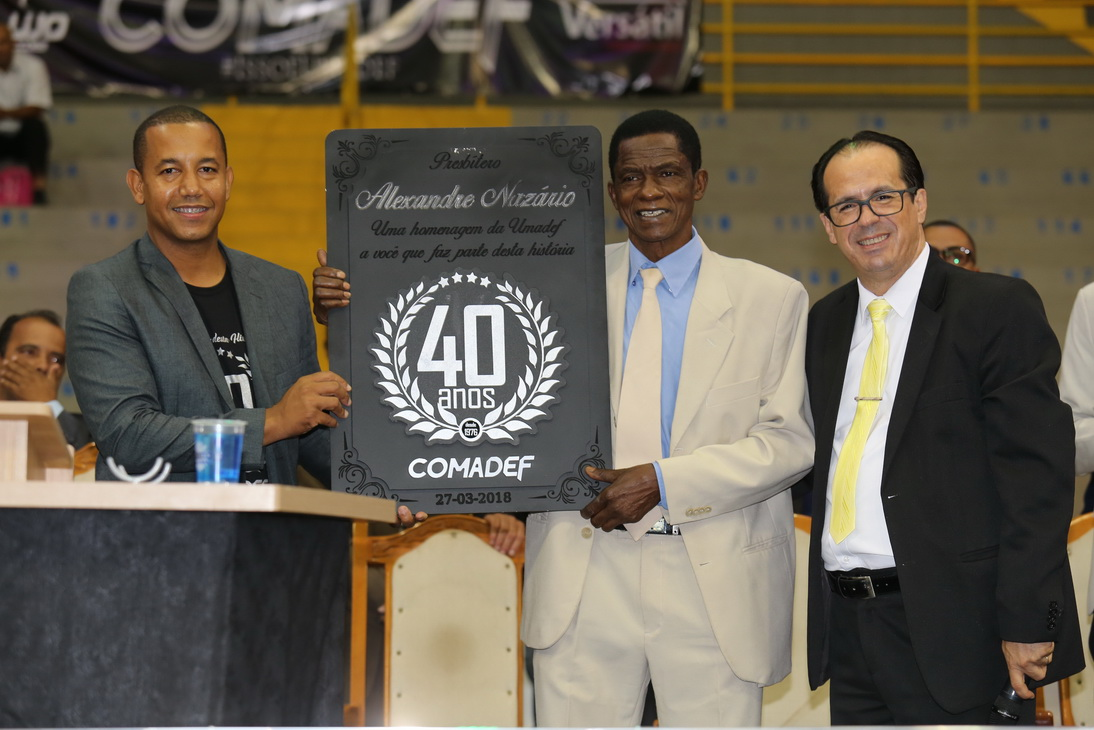 COMADEF 40 Anos